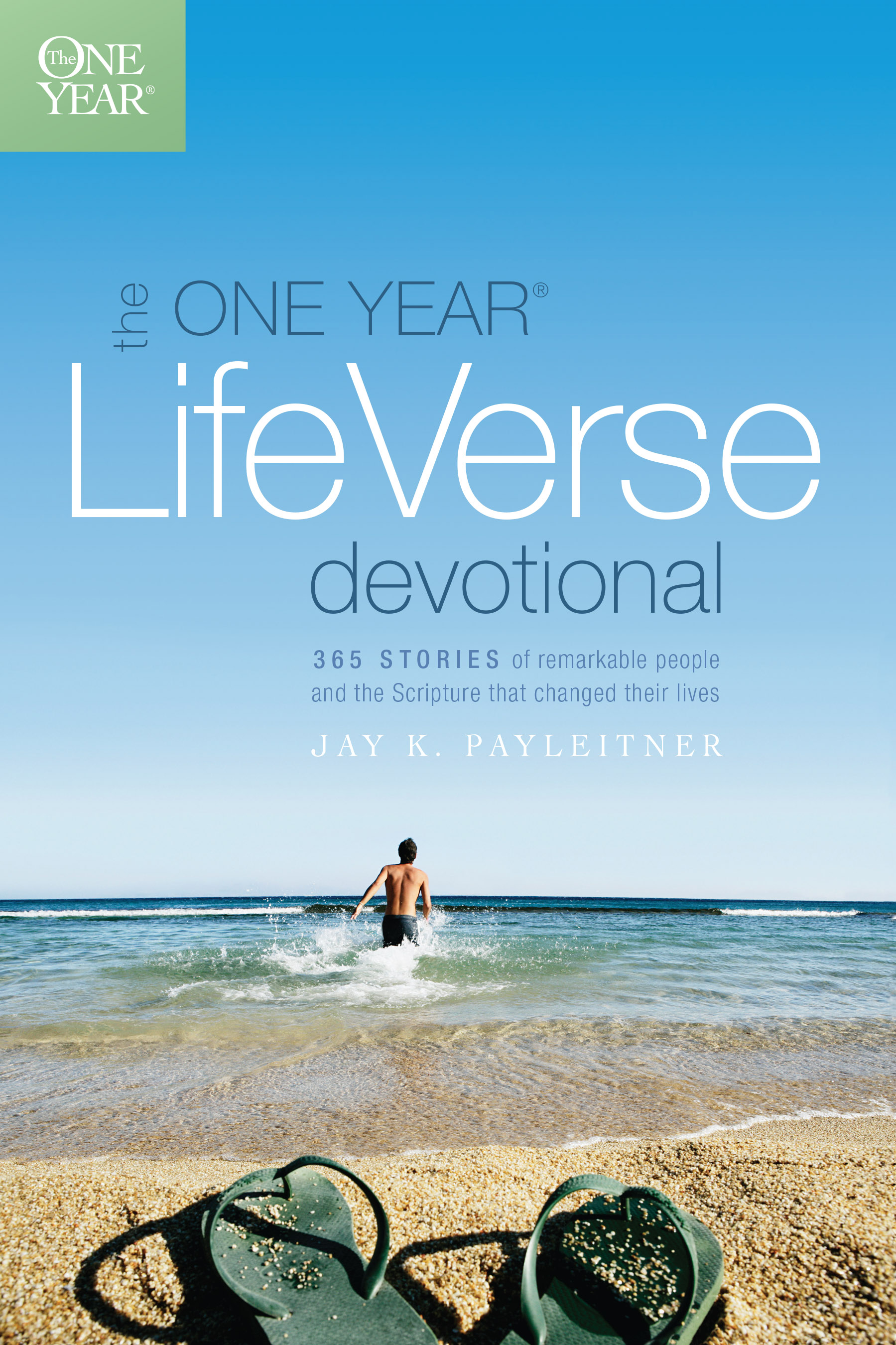 The One Year Life Verse Devotional