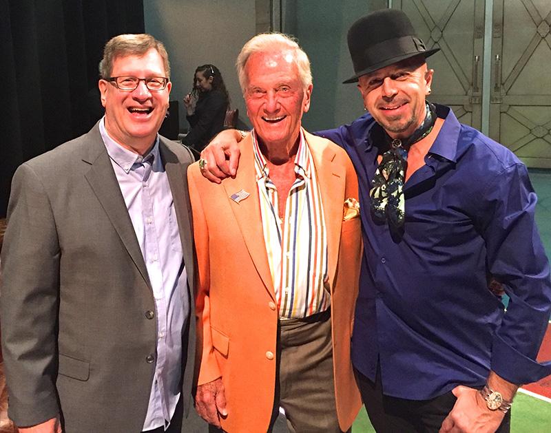 Lee Strobel & Pat Boone